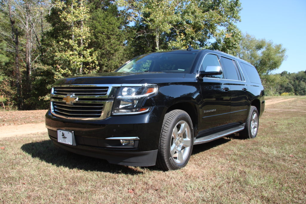 2017 Chevrolet Suburban for sale