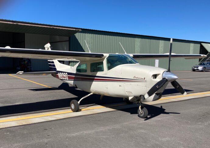 1980 Cessna T210