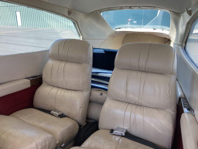 1980 Cessna T210 Interior